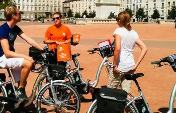 Balade gourmande de Lyon à vélo électrique