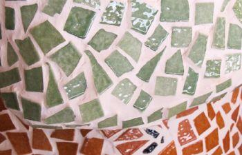 Stage d'initiation à la mosaïque de décoration