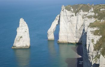 Balade naturaliste commentée sur les falaises d'Etretat