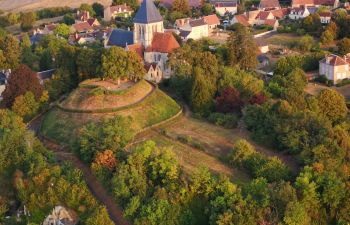 Visite guidée d'un village troglodyte près de Vendôme