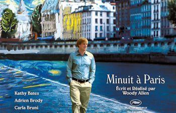 Balade cinématographique sur les traces de Woody Allen