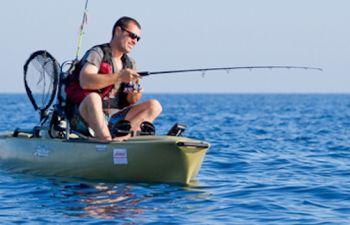 Partie de pêche en kayak : une expérience inoubliable