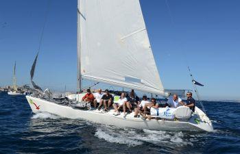 Voile croisière : une journée dans la rade de Marseille
