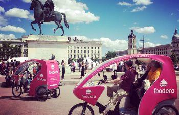 Visite guidée de Lyon et chasse au trésor en Cyclo électrique