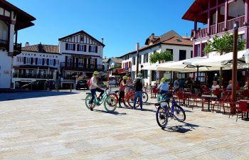 Découverte de la Côte Basque entre Biarritz et Saint Jean de Luz en vélo électrique