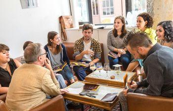 Initiation à la dégustation de bières à Paris entre amis