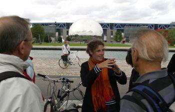 Paris à vélo : découverte des collines des Buttes Chaumont et de Belleville