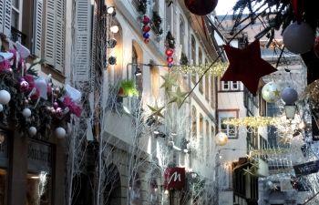 Balade gourmande de Noël à Strasbourg