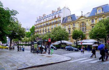 Visite de Saint-Germain-des-Prés, quartier des artistes