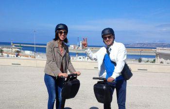 Visite guidée insolite de Marseille en segway