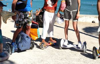 Visite guidée et insolite de La Ciotat en overboard