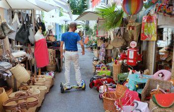Visite insolite de Marseille en hoverboard