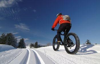 Descente en Fat Bike au cœur des Hautes Alpes !