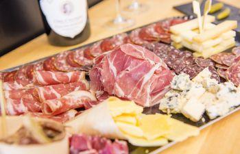 Dégustation de produits auvergnats en Provence