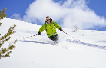 Randonnée à ski dans le Queyras