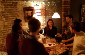 Initiation à l'art de la dégustation du vin !