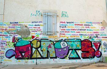 Visite du Panier à Marseille : street art et galeries d'artistes !