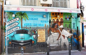 Balade photo à la découverte du street art du Cours Julien