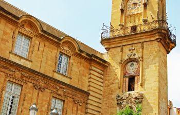Balade photographique à la découverte d'Aix-en-Provence