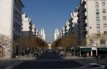 Visite guidée des gratte-ciel de Villeurbanne