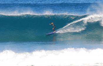 Initiation ou stage de surf et yoga sur la côte Landaise