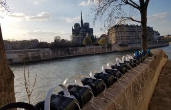 Outdoor Escape Game en réalité virtuel sur l'île Saint Louis