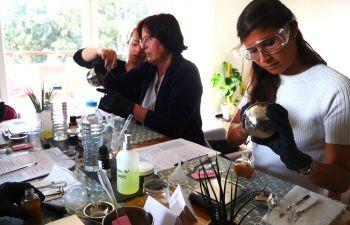 Atelier cosmétique naturel maison DIY