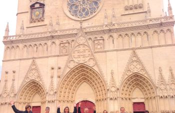 Visite guidée de Lyon à Gyropode Segway