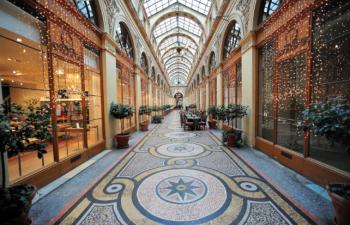 Balade découverte des plus beaux passages couverts parisiens