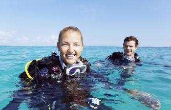 Baptême de plongée sous-marine à Villefranche-sur-Mer
