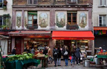 Promenade gastronomique dans le quartier Latin