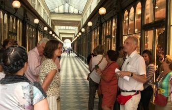 Visite des plus beaux passages couverts de Paris