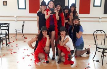 Initiation à la danse jazz de Cabaret
