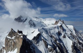 Aiguille du Midi, Mer de Glace et randonnée en balcon à Chamonix