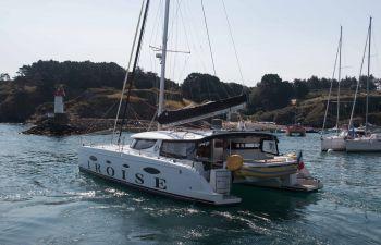 Une journée en mer avec un passionné, sur les côtes bretonnes