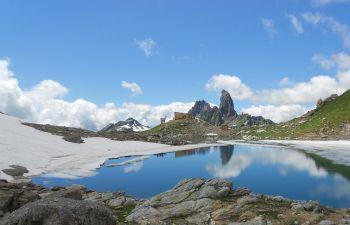 Randonnée autour des Lacs de Montagne et les balcons du Beaufortain
