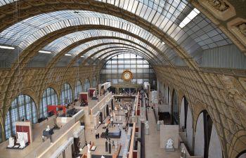 Jeu de piste sur smartphone au musée d'Orsay à Paris