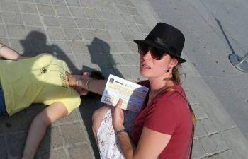 Jeu de piste dans la peau d'un détective, au centre de Montpellier