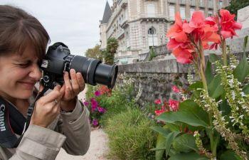 Initiation à la photographie dans la ville de Pau