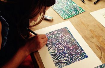 Atelier de création artistique
