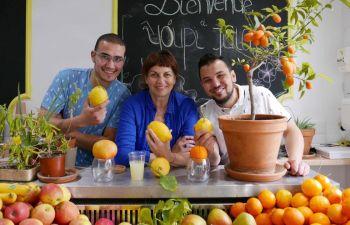 Balade gustative, repas itinérant dans le Panier, On n'a rien inventé depuis l'antiquité