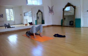 Cours de yoga vitalité en Bretagne