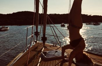 Une journée en voilier à la découverte des Îles d'Or