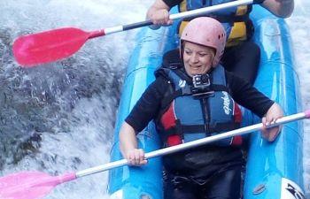 Rafting & K-Raft dans le Var près de Nice