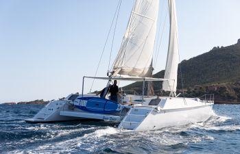 La Côte d'Azur au fil de l'eau, vers Cannes