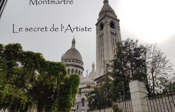 Le secret de l'Artiste : Jeu de piste à Montmartre