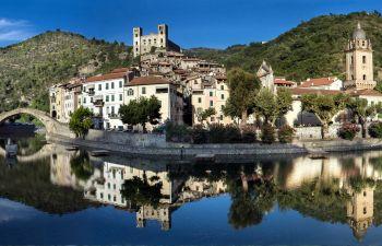 Visite d'Italie par le maché de San Remo, ainsi que la ville de Menton
