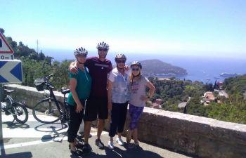 Tour panoramique de Nice en vélo électrique