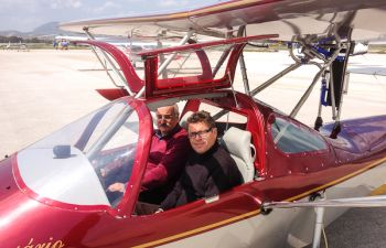 Baptême en hydravion  : découverte aérienne de la côte du Languedoc  !