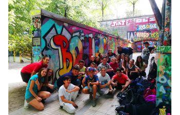 Atelier graffiti & Street Art sur Paris